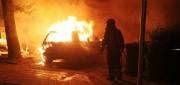 Autobrand de Marken Diepenveen