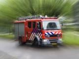 Brand autobedrijf Wetermansweg