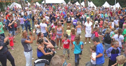"""Kinderdagkamp Diepenveen heeft dit jaar als thema: """"De Tijdmachine"""""""