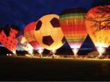 Foto en videoreportage Paas Night Glow