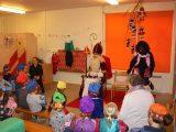 Sint en Piet bezoeken peuters 't Spölhuusken