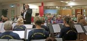 Sempre Crescendo geeft concert in Sparrenheuvel
