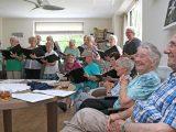 Mevrouw Harmsen 70 jaar lid Soli Deo Gloria