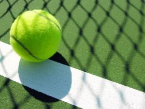 tennisbaloplijn