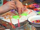 Sfeerimpressie Kerstknutselworkshop