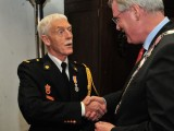 Hammann Lid in de Orde van Oranje-Nassau