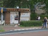 Onderzoek Politie: Plofkraak mislukt door niet ontplofte explosief
